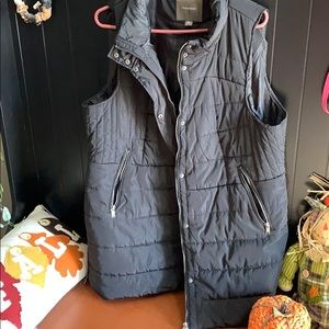 Maurice's plus size puffer vest
